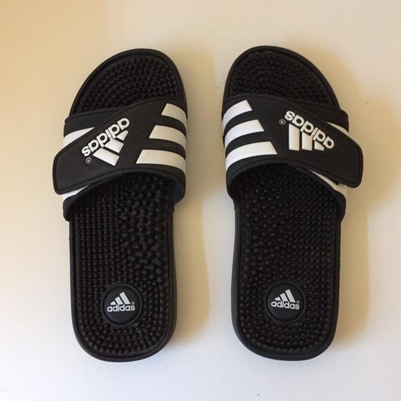 dd3f4bc2a903 adidas Shoes - Adidas Adissage Womens Slides. Size 6